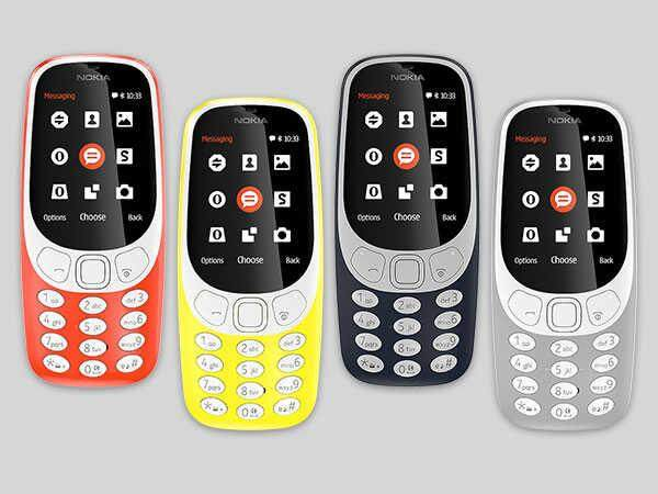 Nokia 3310 Mobile (Fresh Import) Limited Edition