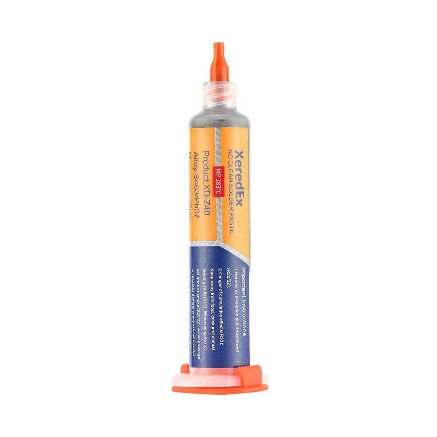 DIY Tools - Elc No-Clean Soldering Paste Tin Mud Phone Repair Tool SMT Patch Maintenance LED - Home Improvement