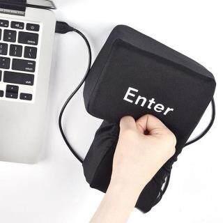 Nút Bấm Chống Căng Thẳng Lớn Gối Ngủ USB, Bóp Chìa Khóa Trang Trí Vui Nhộn thumbnail
