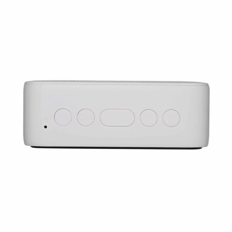 G20E Wireless Bluetooth 5.0 Speaker Alarm Clock Night Lamp FM Radio MP3 Player Support TF Card U Disk Line In Hands-free with Mic Digital Display (Standard)