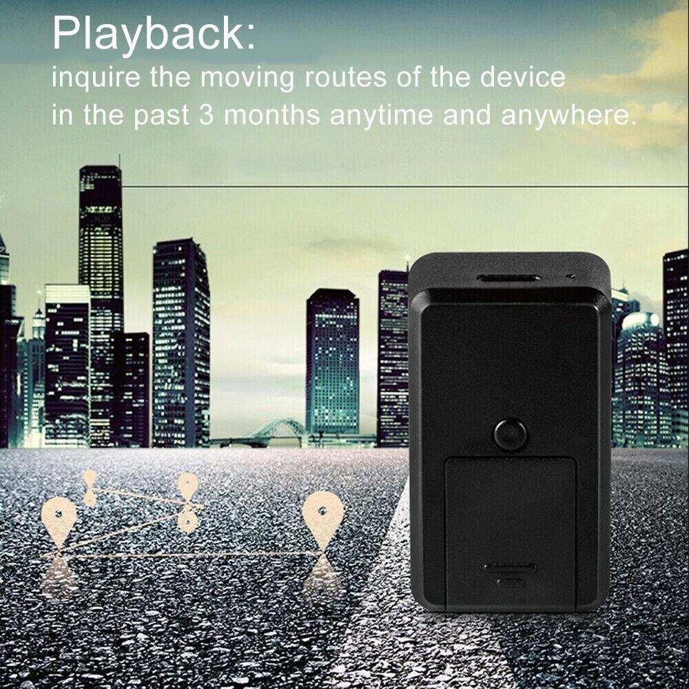 Vehicle GPS - WIRELESS WIFI Car Moto Vehicle Tracker Real time Locator Tracking Device - Car Electronics