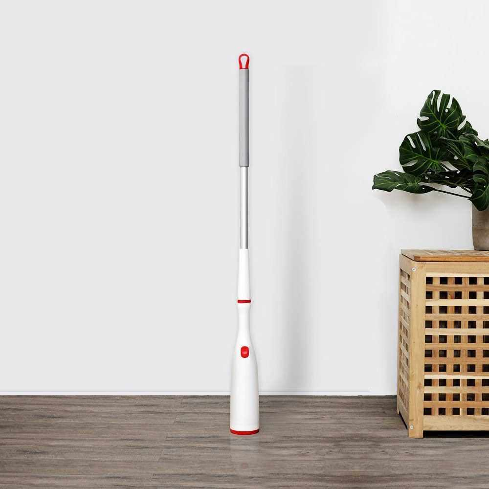 Xiaomi Yijie Mopper Roller Self-cleaning Hand Held Portable Sweeper Sweeping Machine Household Cleaner 360 Degree Rotating Home Floor Cleaning Tools (Standard)