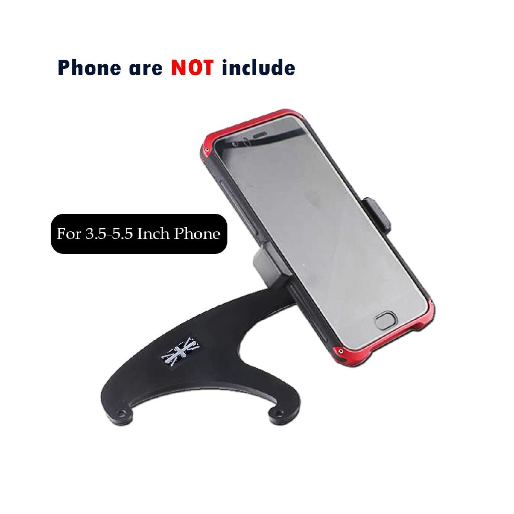 Car Lights - Car Phone Mount Cradle Holder Stand For MINI Cooper R55 R56 R60 R61 F55 F56 F60 fzeroinestore - Replacement Parts