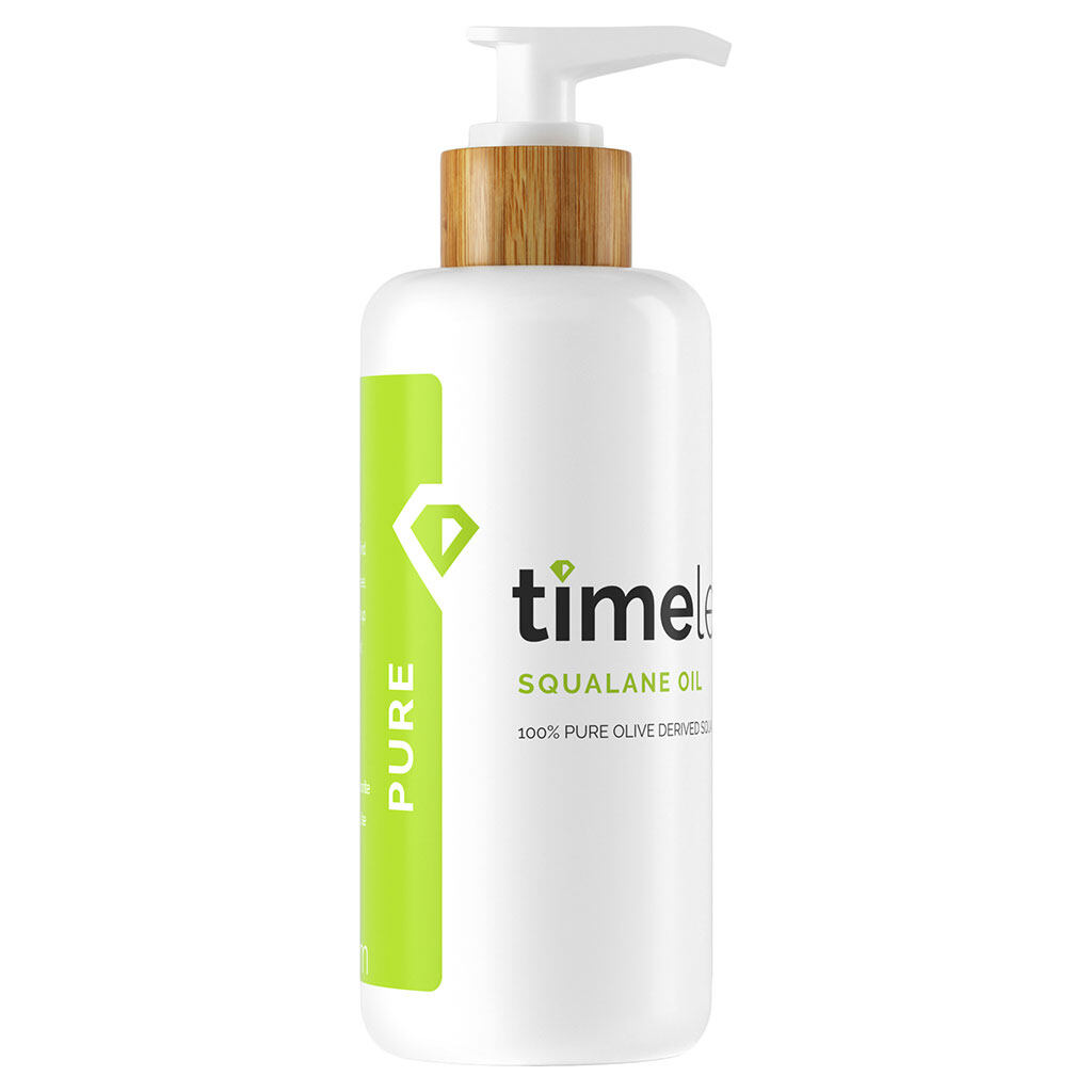 Timeless Squalane Oil 100% Pure 240 ml
