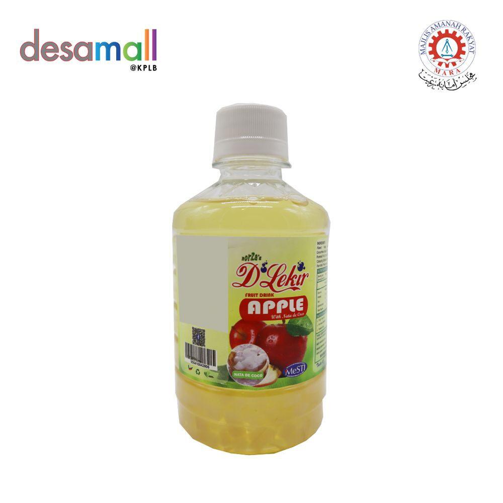 NORZA\'S Fruit Drink - Apple (300ml)