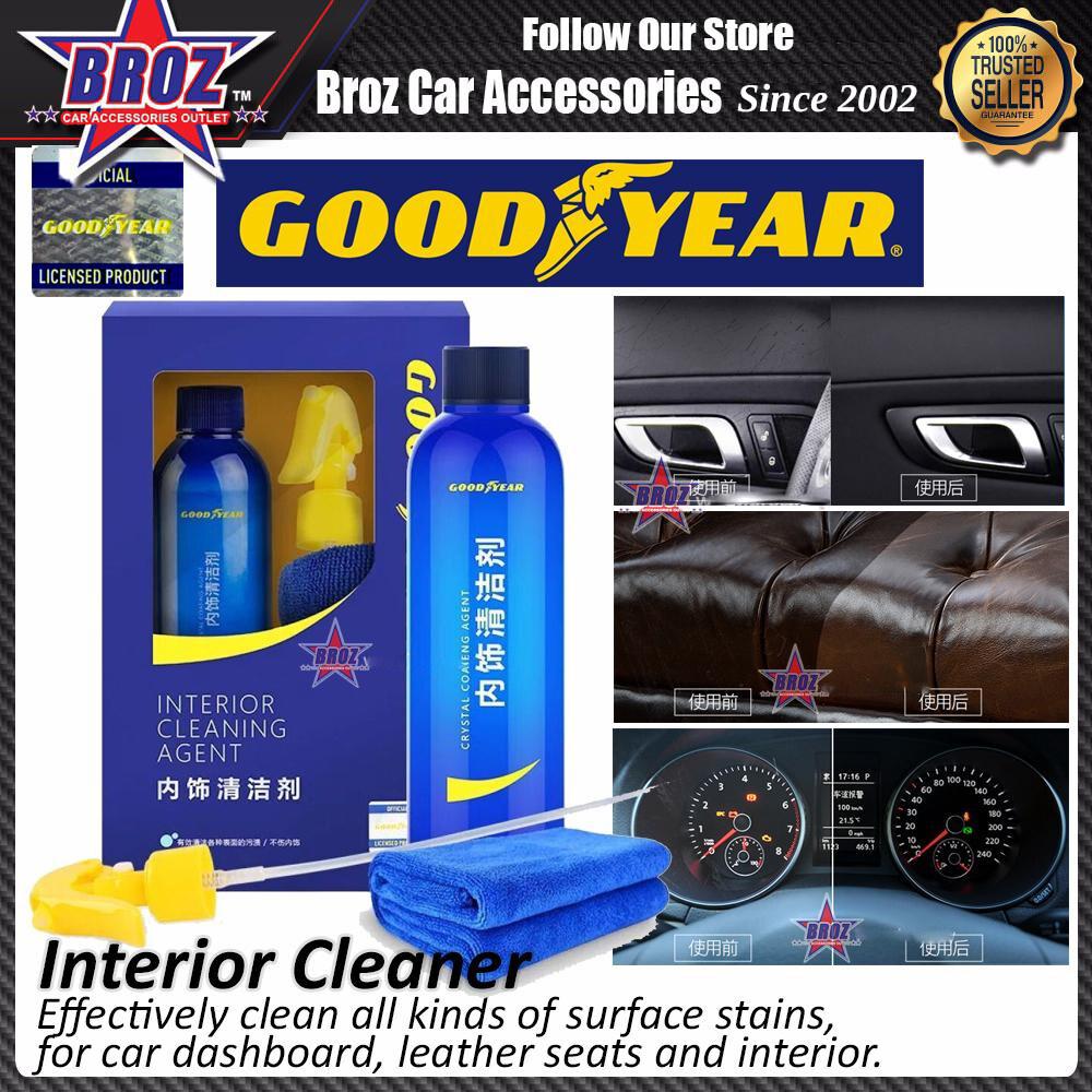 Broz Goodyear GY-2992 Car Interior Cleaner