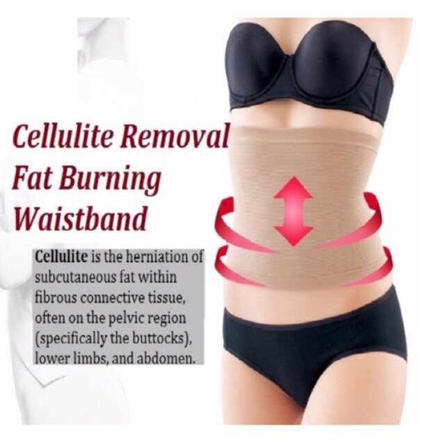 Japan Cellulite Removal Fat Burning Waistband