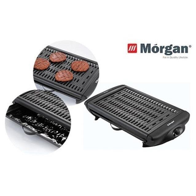 Morgan Pan Electric BBQ Grill MPG-2898