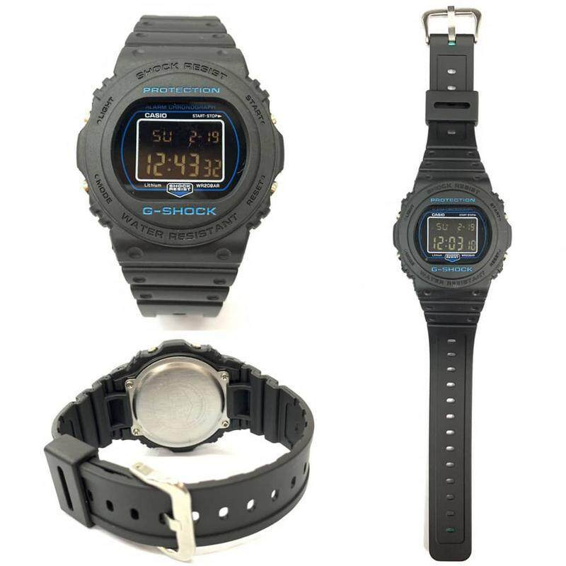 Sport Casio_G_SHOCK_KING Digital Time Display Fashion Casual Watch For Men