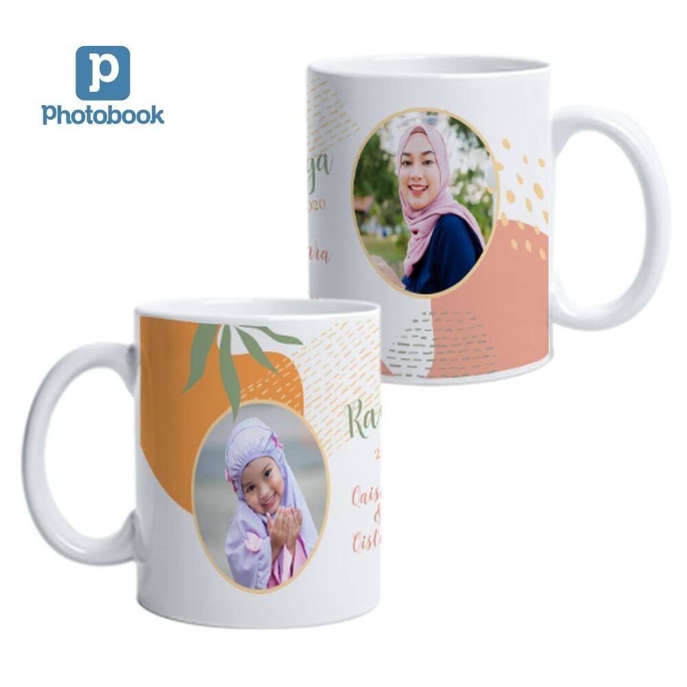 [e-Voucher] Photobook Personalised Disney Frozen II Couple Photo Mug
