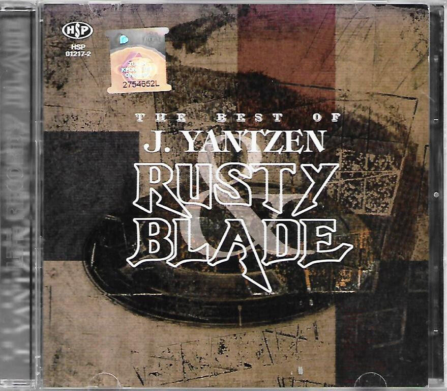 The Best of J. Yantzen Dan Rusty Blade CD