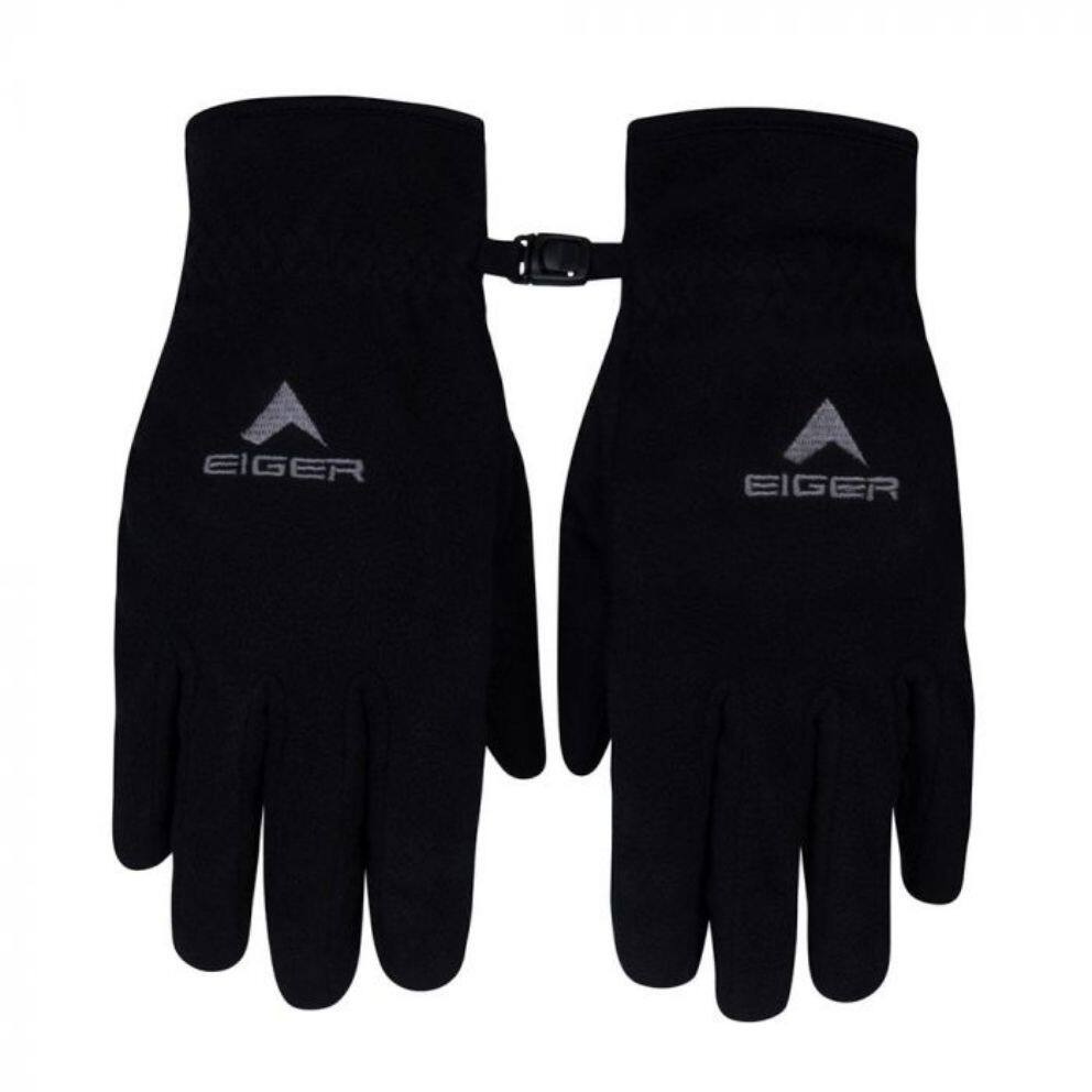 (PRE-ORDER) EIGER SCALDINO 2.0 GLOVES - BLACK (ETA:2020-09-31)