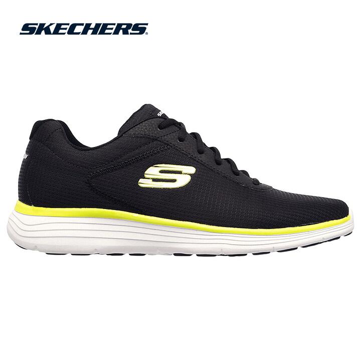 Skechers Strigil Men Lifestyle Shoe - 58358-BKLM