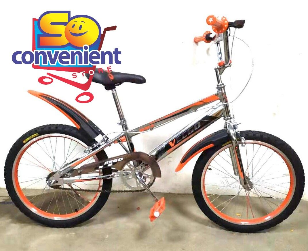 20  Veego Bicycle 2059-A with Alloy Rim and Chrome Body