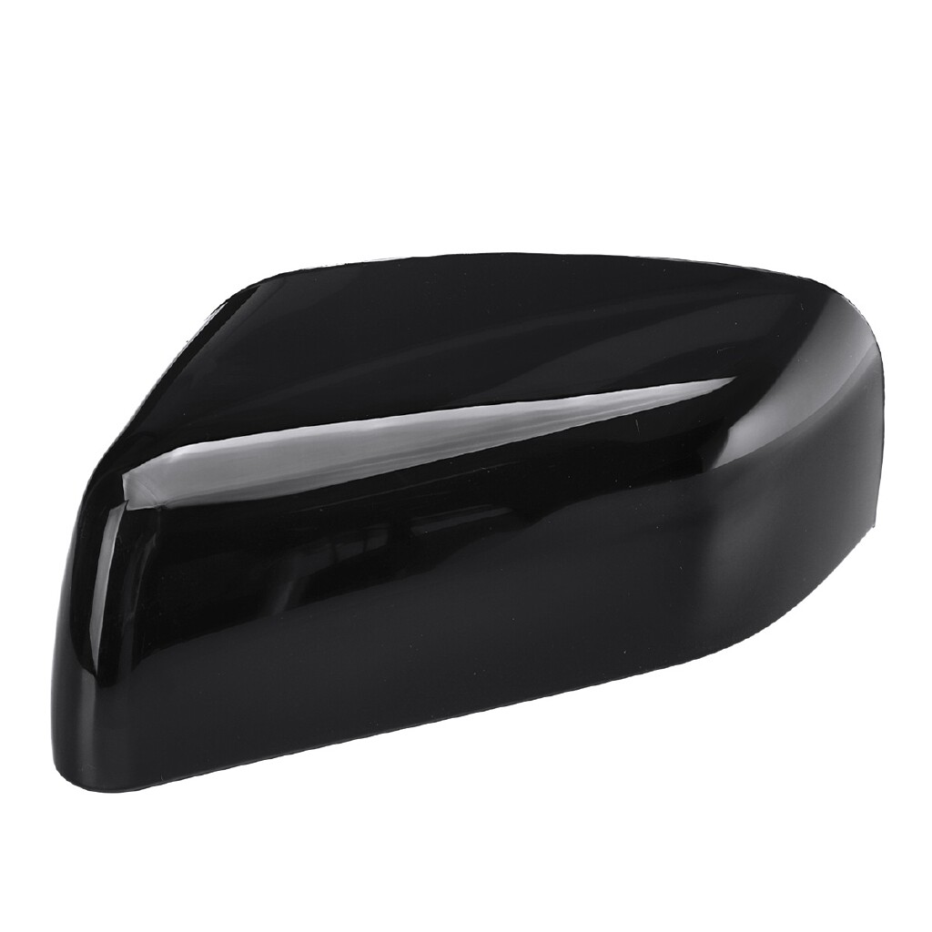 Car Accessories - Glossy Black Left LH Wing Mirror Cover For Land Rover Range Rover Sport/LR2/LR4 - Automotive