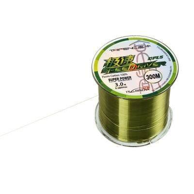 TSURINOYA G 300M 6 - 18 kg Nylon Fishing Line (GREEN)