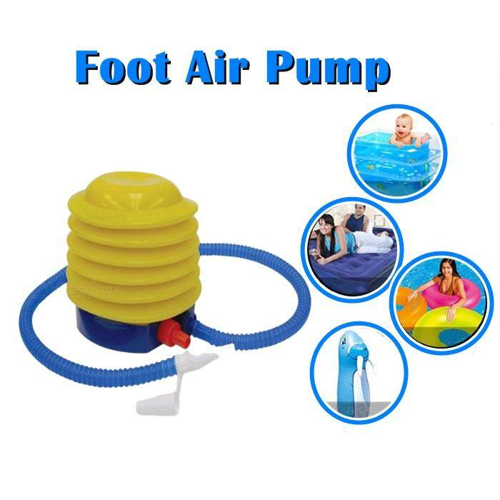 HAIRperone Inflatable Swimming Pool Bed Balloon Or Foot Air Pump