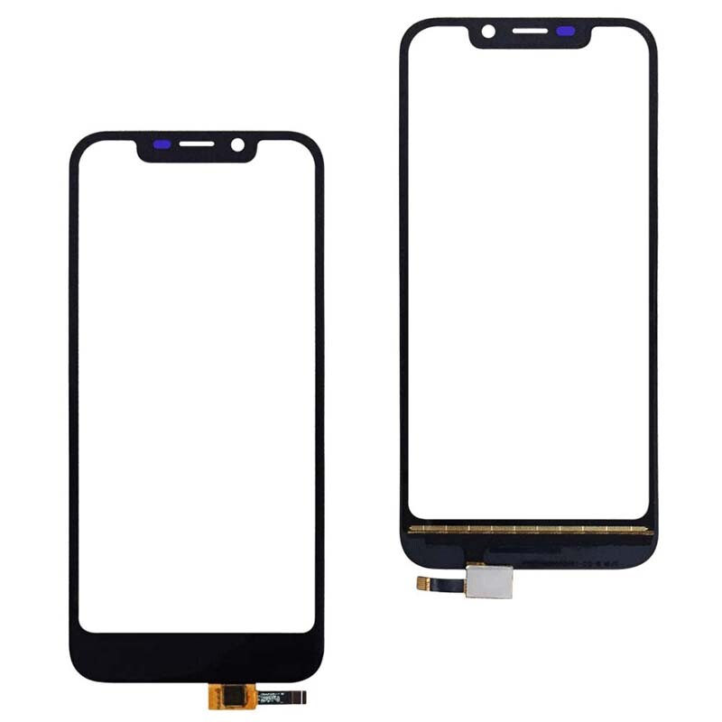 For 5.5 Doogee X70 Black Touch Screen Digitizer Panel Replacement+Repair Tools