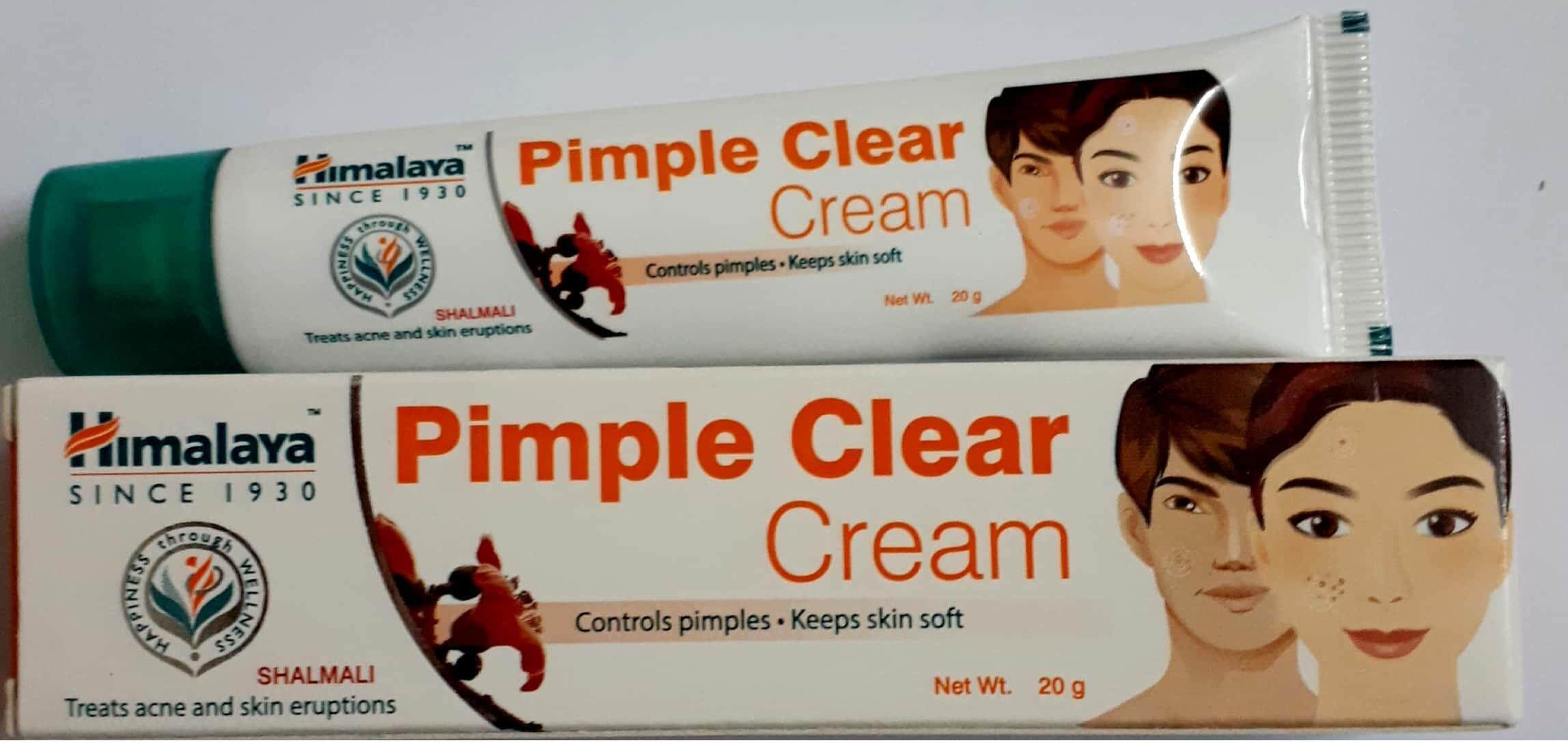 Himalaya Acne N Pimple Cream 20g