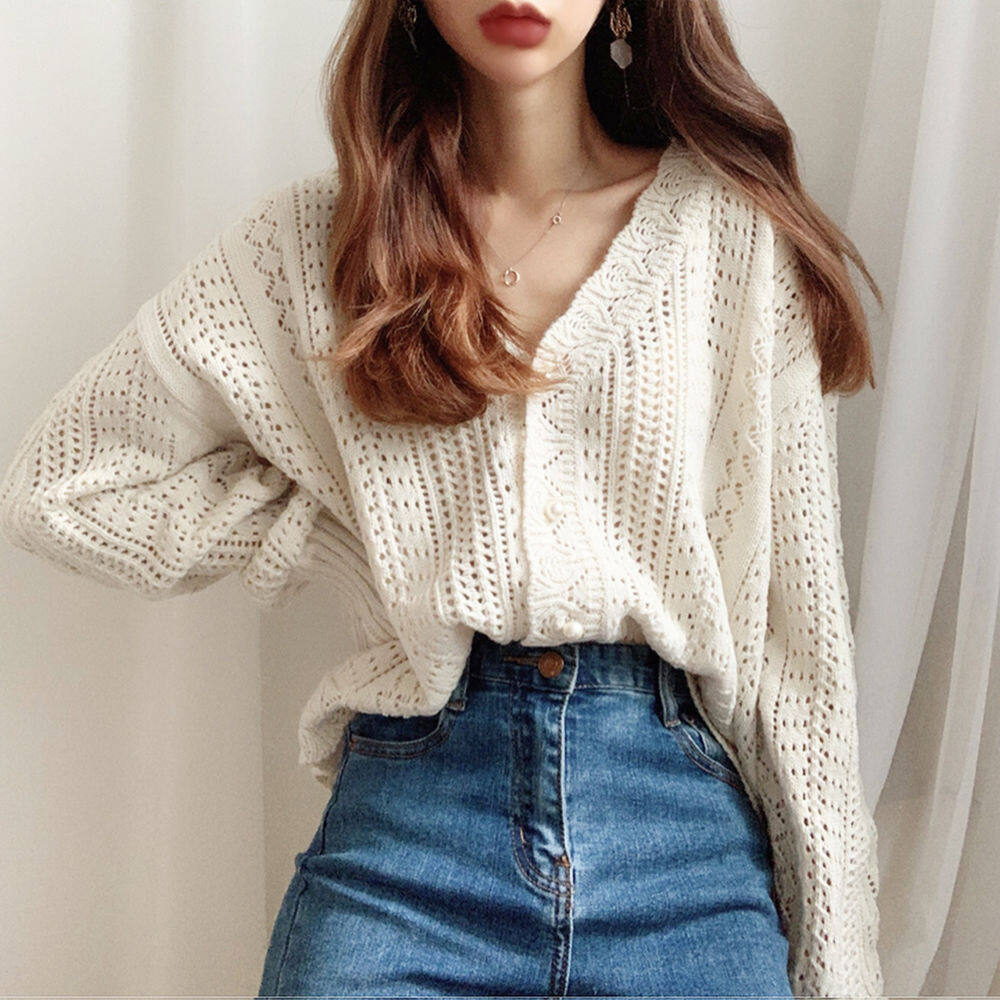 (Pre Order ETA 31/5) JYS Fashion Korean Style Women Knit Cardigan Collection 545 - 859