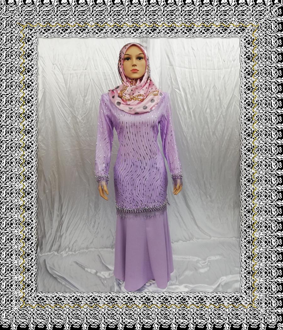 Harga Baju Kurung Fancy. Prada & Daimond Lace 2020