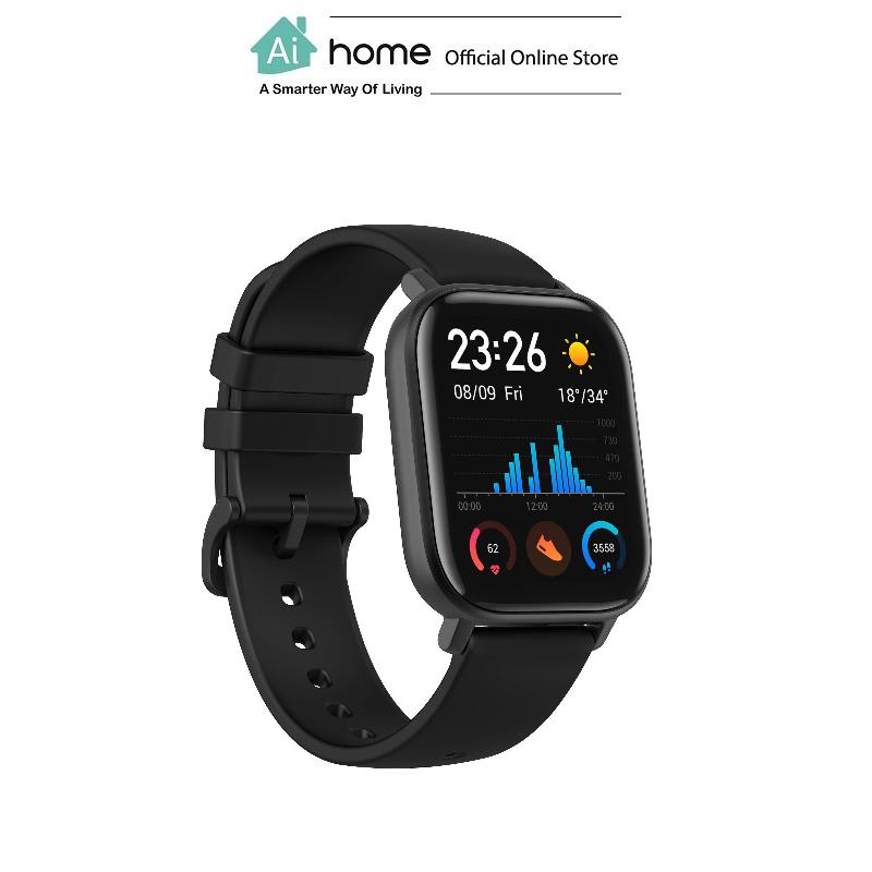 XIAOMI AMAZFIT GTS A1914 [ Smart Watch ] with 1 Year Malaysia Warranty [ Ai Home ] HAOB