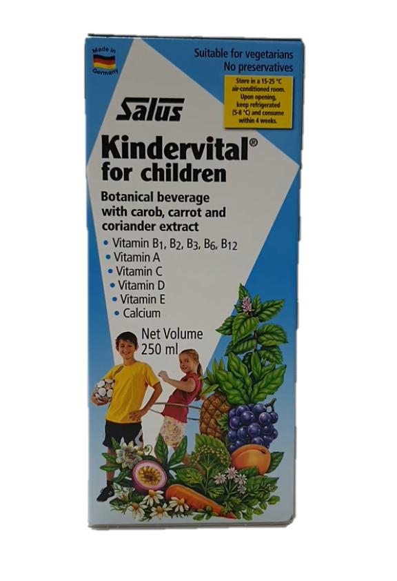 Salus Kindervital For Children 250Ml