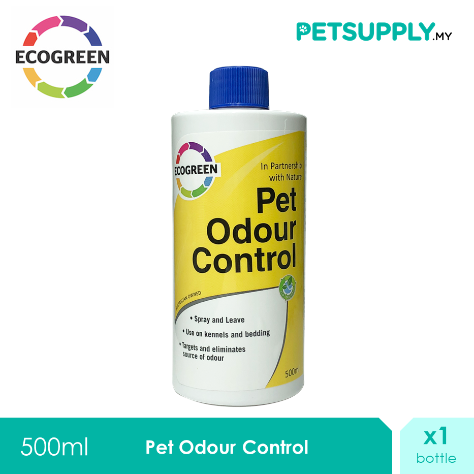 ECOGREEN - Pet Odor Control 500ml