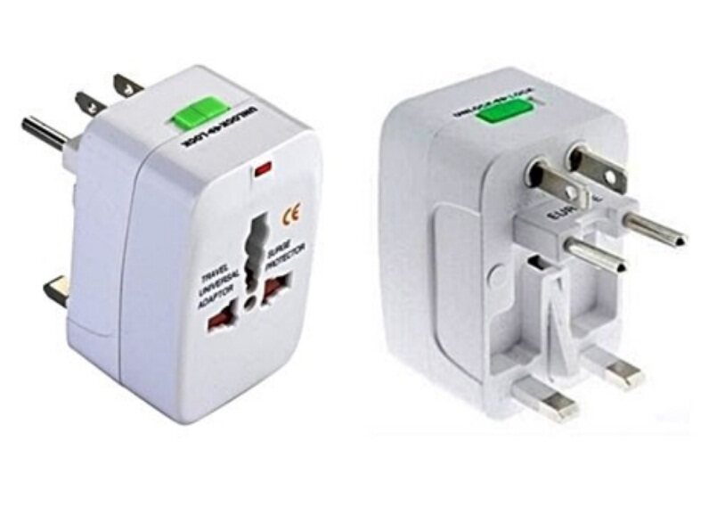 Universal All In One Travel Converter Adapter Plug