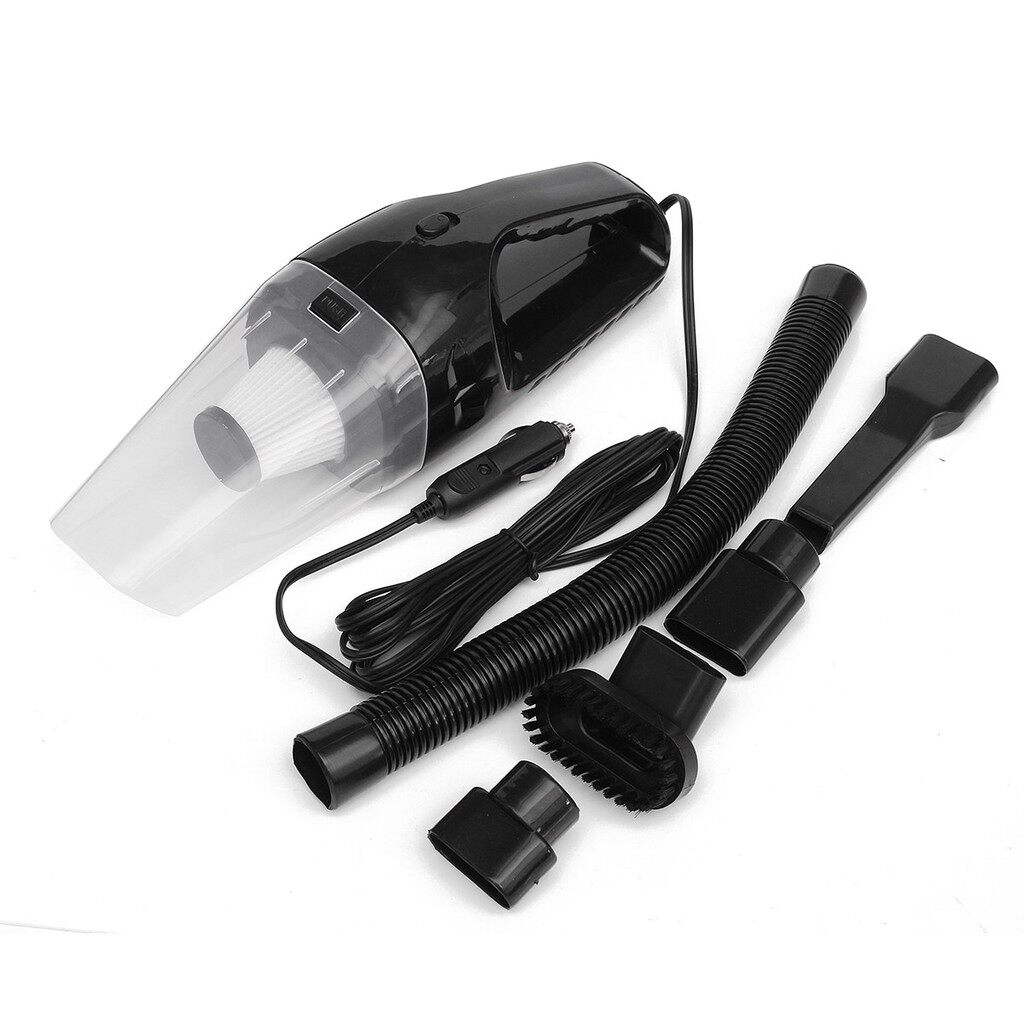DIY Tools - 12V 150W PORTABLE Handheld Super Cyclonic Wet&Dry Car Vacuum Home Office Cleaner - Home Improvement