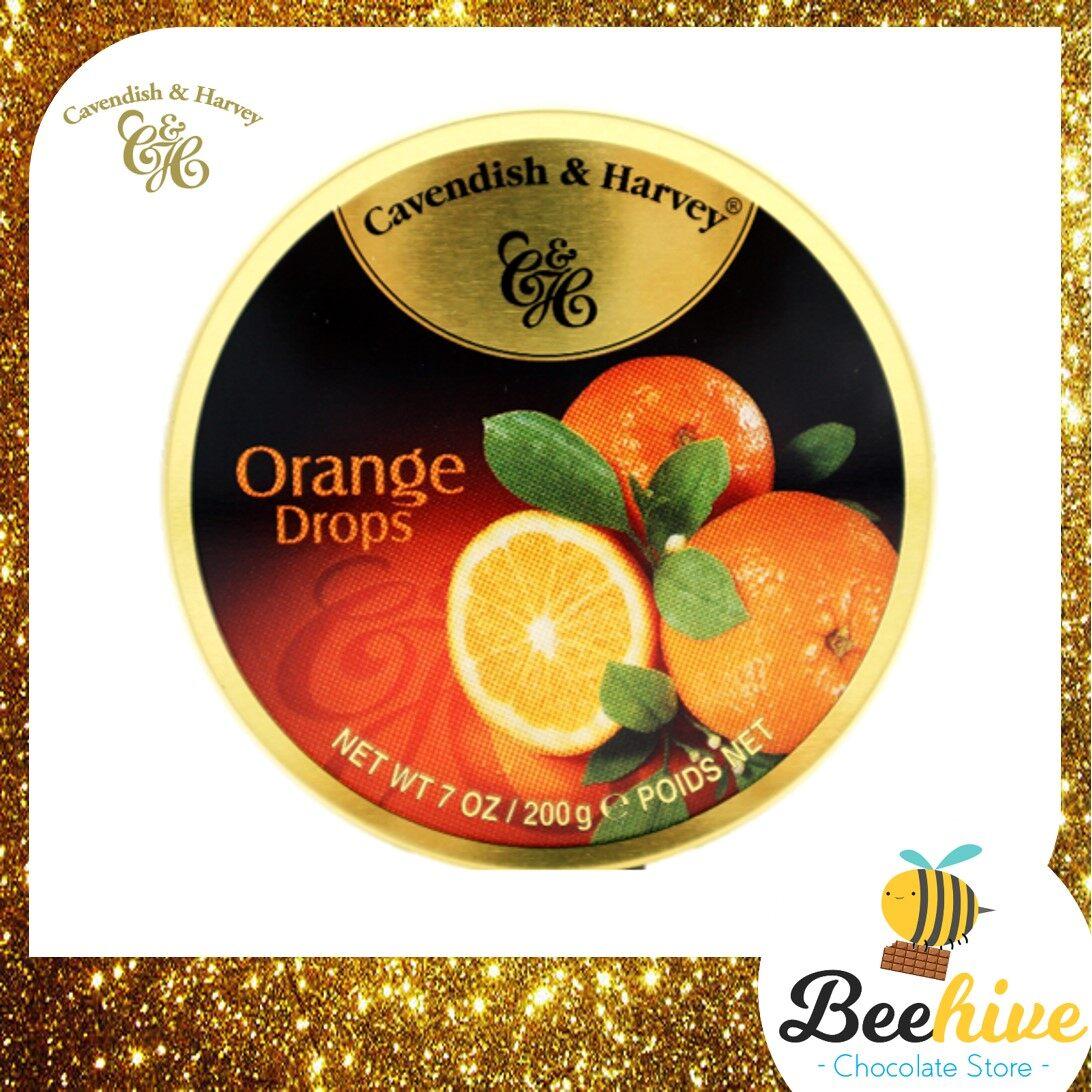 Cavendish & Harvey Orange Drops 200g