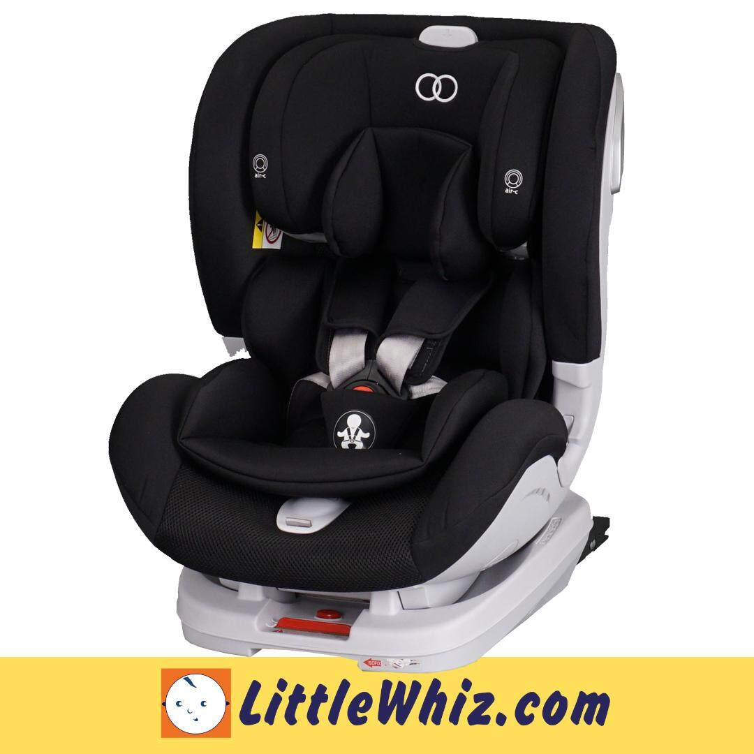 Koopers Boston Convertible Car Seat (BLACK)