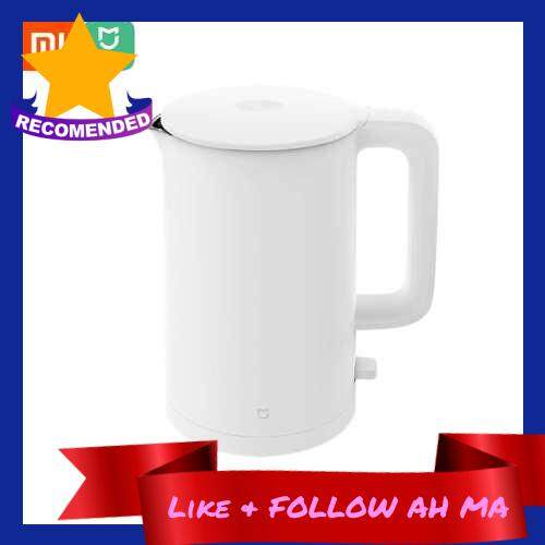 Best Selling Xiaomi Mijia Electric Water Kettle 1A 1.5L Fast Boiling 304 Stainless Steel 1800W Water Kettle Auto Power-off Teapot kitchen Home Water Boiler 220V (White)