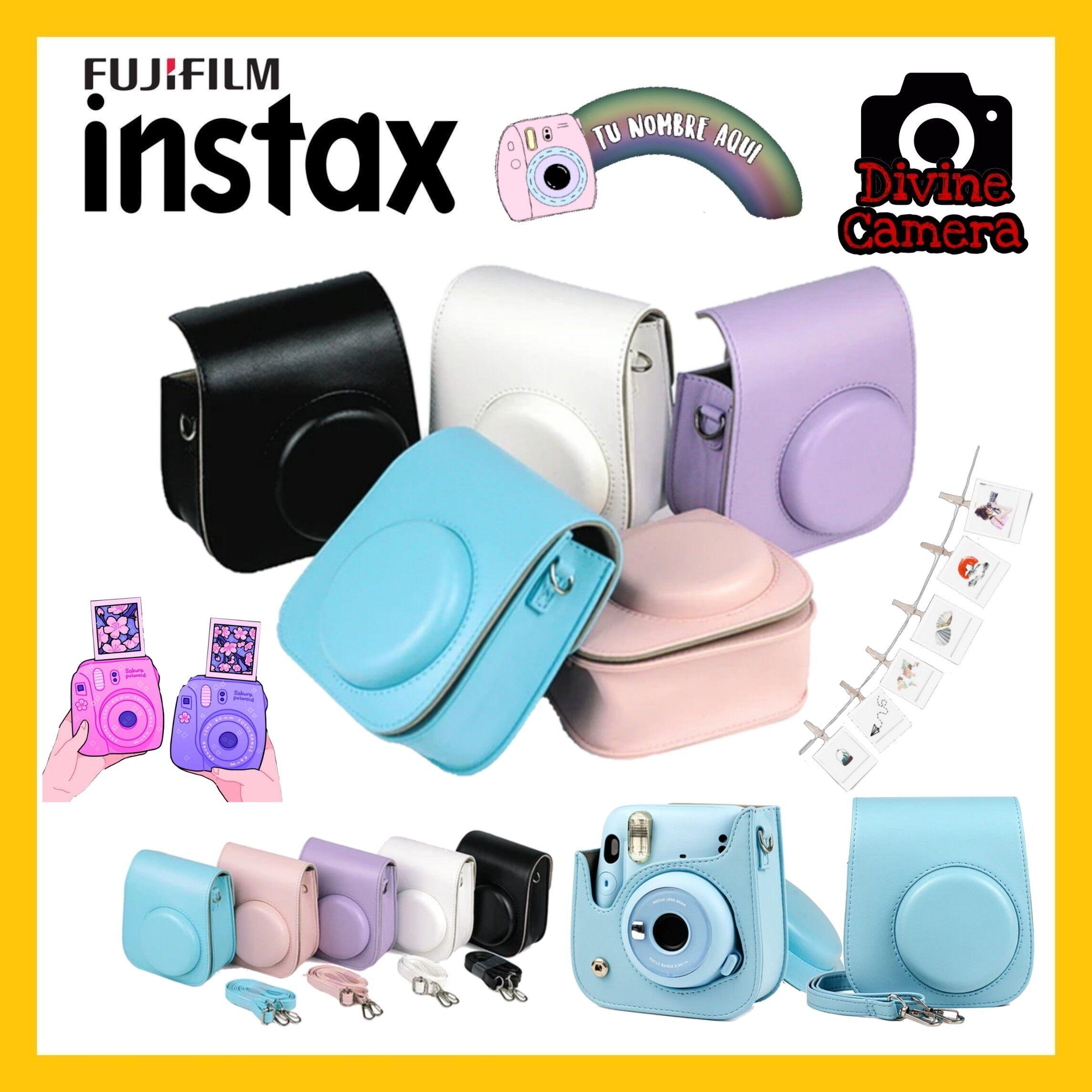 FUJIFILM Groovy Camera Case for instax mini 8 mini 9 mini 11
