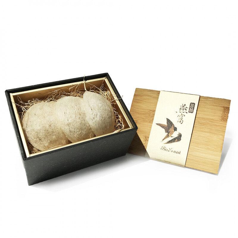 BZG Premium 5A Bird's Nest Gift Box  百子柜 5A金丝燕盏礼盒 (大盏)