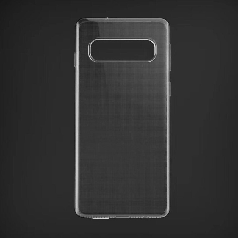 ULTRA Slim Transparent Soft TPU Back Cover Case for Samsung Galaxy S10 Lite Plus - FOR S10 / FOR S10 LITE / FOR S10 PLUS