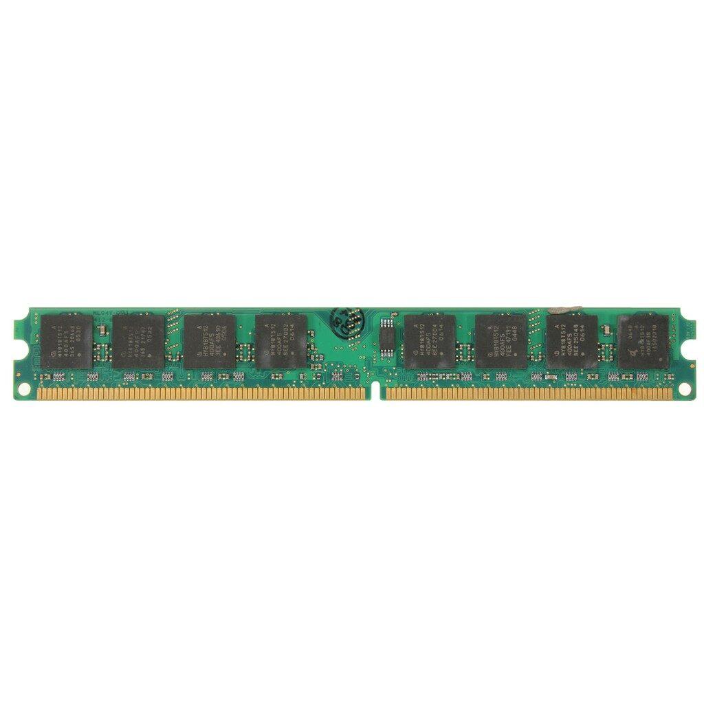RAM - 1GB DDR2 PC2-5300 667MHz Desktop PC DIMM Memory RAM SDRAM Non-ECC 240pin AMD - Components