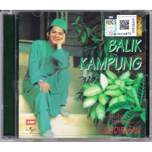 SUDIRMAN Balik Kampung Music CD