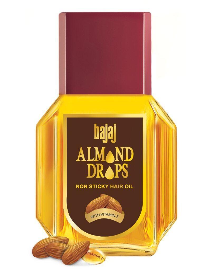 BAJAJ ALMOND DROPS HAIR OIL 50 ML
