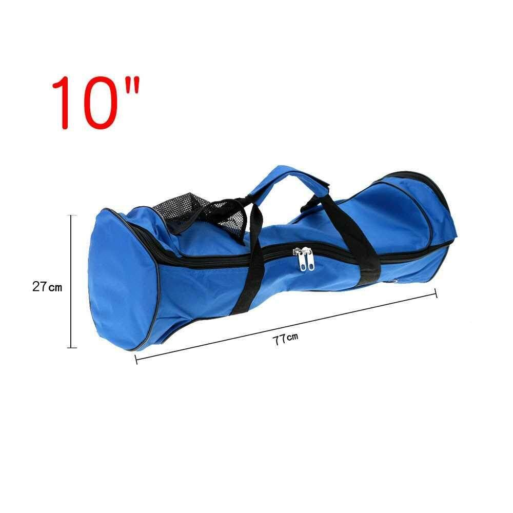 Portable Carry Bag for Dual Two 2 Wheels Self Balancing Smart Electric Mini Scooter Skateboard Intelligent Balance Car Unicycle (blue)
