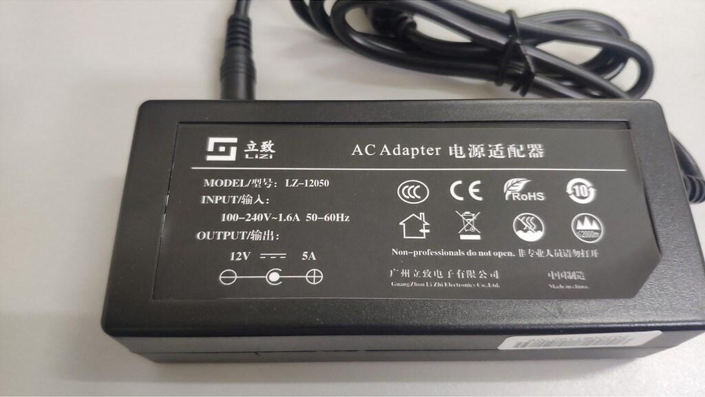 DELTA EPS-6 12V 6A POWER ADAPTER