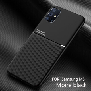 Ốp Lưng Thinmon Cho Samsung M51 Frosted Từ Tính Vỏ Điện Thoại Ốp Lưng Mềm Vỏ Điện Thoại Chống Rơi thumbnail