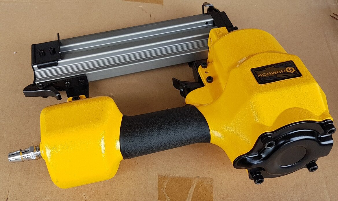 fst 50 air nail gun nailer pneumatic compressor pressure press handle holder bullet tool machine blower hammer auto drive fast refill high low up down needle set kit wrench lock punch drill drilling grinder power stapler pin oil connector bit in out punch