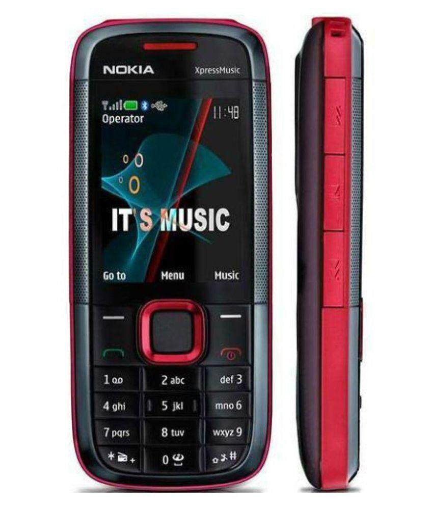 N'okia 5130 Xpress Music New Mobile Phone
