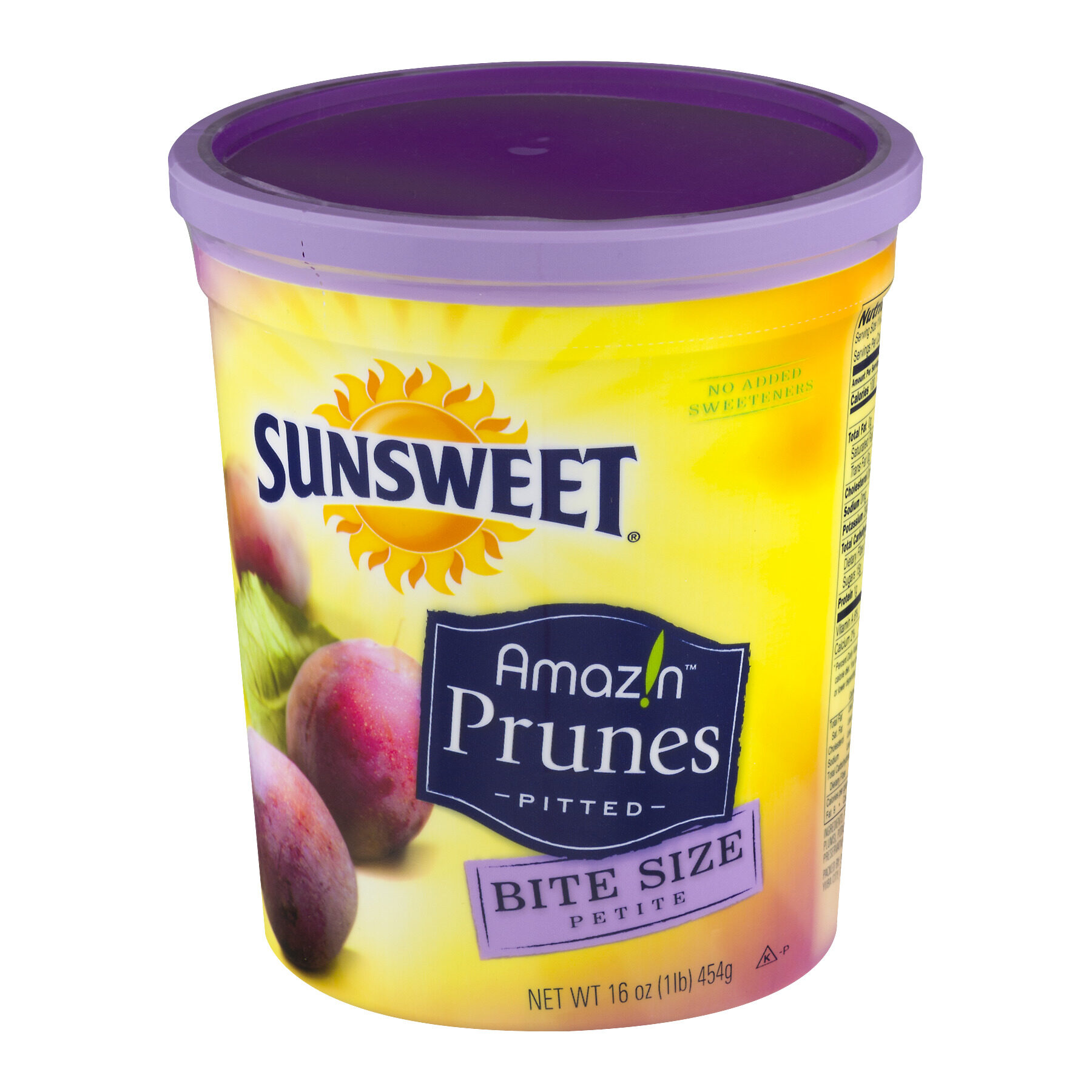 [FSC] Sunsweet Pitted Prunes 250gm *BITE SIZE