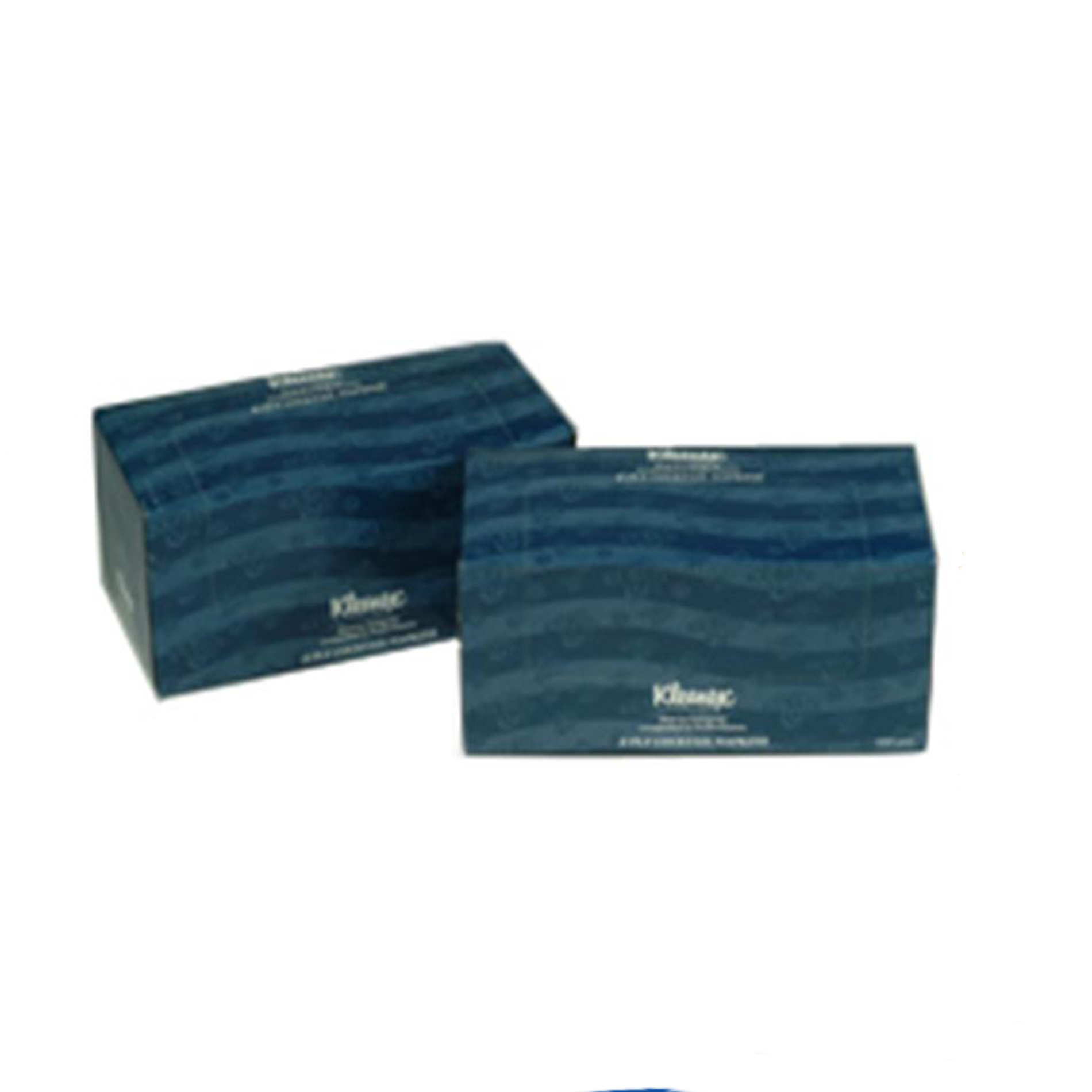 KLEENEX 78391 2Ply Cocktail Paper Napkin Serviette (Plain) Q-Fold x 250sheets / box