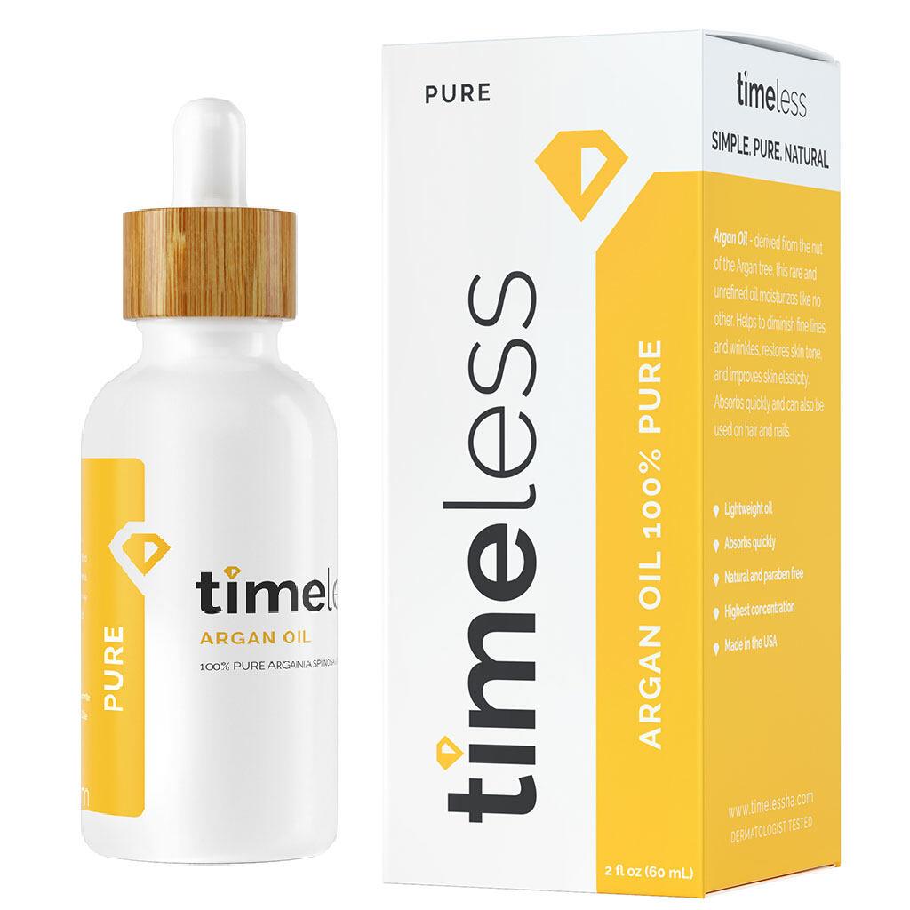 Timeless Argan Oil 100% Pure 60 ml