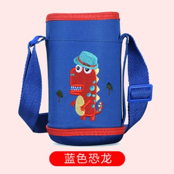 (Ready Stock in Selangor) Cartoon Tumbler Holder Pouch Bag