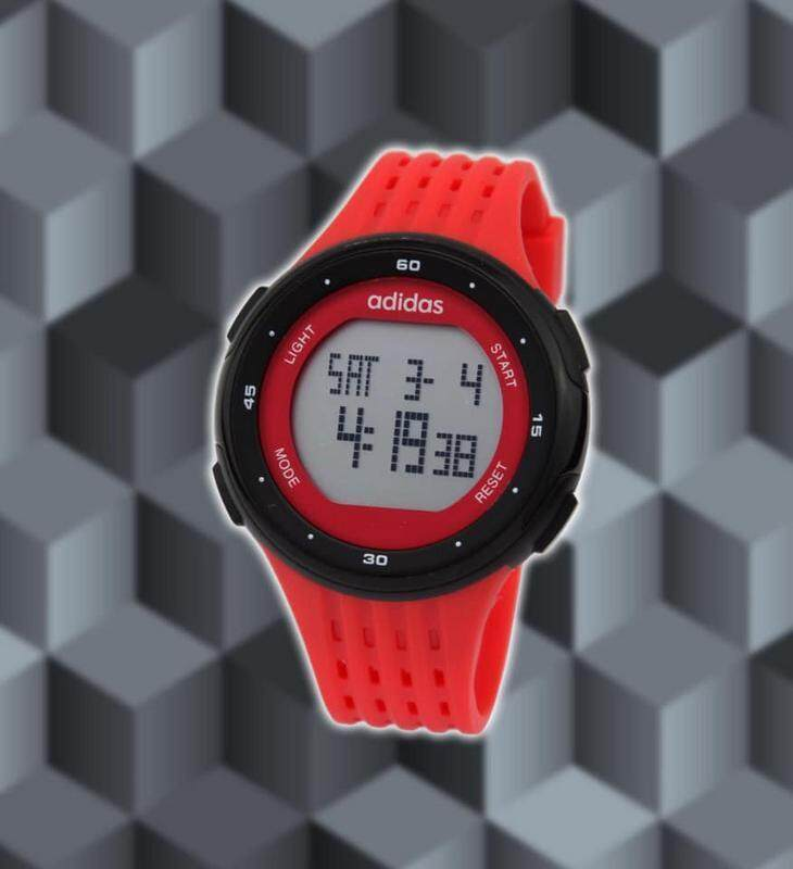 Fashion ADDYDAS_Digital Watch rubber Strip DigitalTime Display Awesom Stainless Steel Dial For Unisex Casual All Colour Limited Stock Afforadable Price