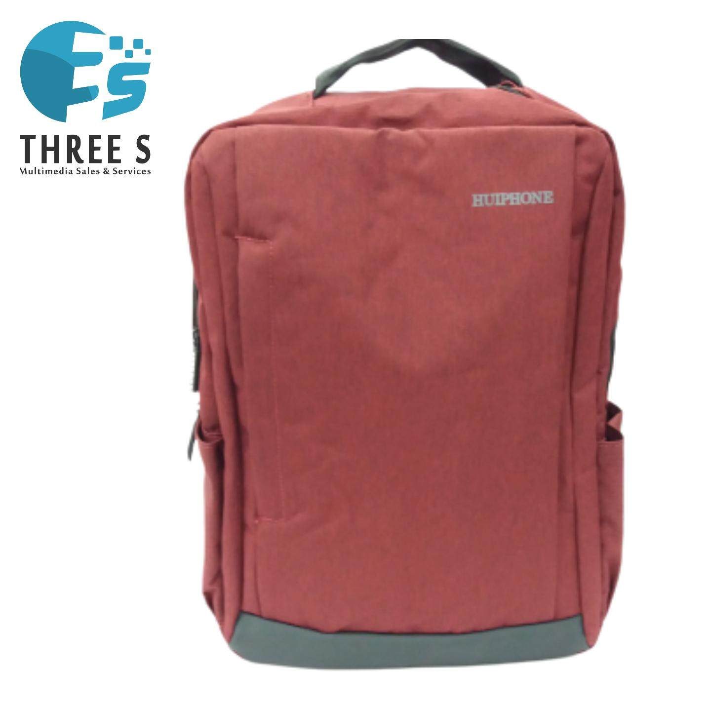 Backpack Huiphone -  Laptop Backpack With USB Charging Port
